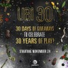 Ubisoft begins 30 days of giveaways