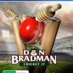 Don Bradman Cricket 17 arriving in India on Dec 22
