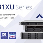 QNAP TS-x31XU Series is a rackmount NAS for businesses