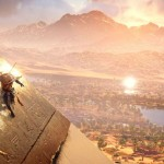 Assassin's Creed Origins walks, talks, climbs and stabs like an Egyptian