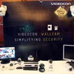 Videocon Wallcam debuts in the Security and Surveillance market