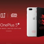 OnePlus unveils OnePlus 5T Star Wars Limited Edition