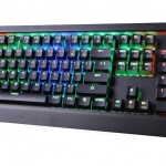 Zebronics brings forth a new mechanical gaming keyboard