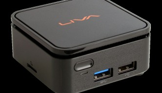 ECS launches their 4K capable Liva Q mini PC