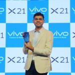 Vivo X21 with in-display fingerprint sensor debuts in India