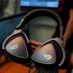 Asus ROG Delta headset is good for gaming and music