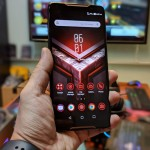 Asus ROG Phone targets gamers with faster performance, new cooling system