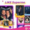 LIKE app introduces real-time editing feature Superme