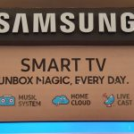 Samsung Unbox Magic TV series released with various smart features