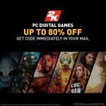 Games The Shop is offering 2K PC games at discounted rates