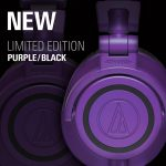 Audio-Technica launches ATH-M50x limited edition headphones