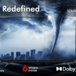 Hisense Tornado TV series focuses on audio