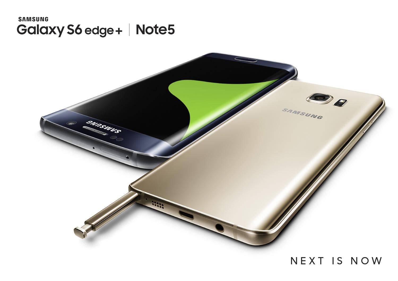 Galaxy S6 edge+ | Note 5