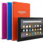 Amazon's new Fire HD tablets are thinner than ever before