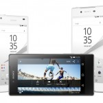 Sony announces three Xperia Z5 smartphones – including the world's first 4K phone