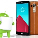 Own a LG G4? You're up first for Android Marshmallow