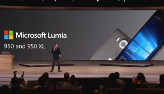 Microsoft bites back with flagship Lumia 950 and 950 XL