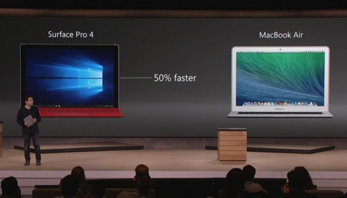 Microsoft reveals Skylake-powered Surface Pro 4 – now 50% faster than MacBook Air