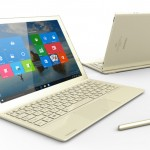 Toshiba unveils Surface-like dynaPad, thinnest 12-inch Windows 10 tablet in the world
