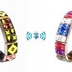Friendship bracelets make a tech comeback