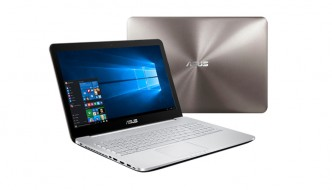 New Skylake laptops from Asus boast stunning 4K displays and cinematic sound