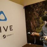 Experiencing HTC Vive