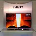 Samsung unveils SUHD TV in India