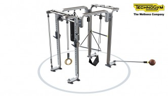Technogym brings the latest in fitness training with the OMNIA 8