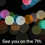 iPhone 7 launch date confirmed as 7th September