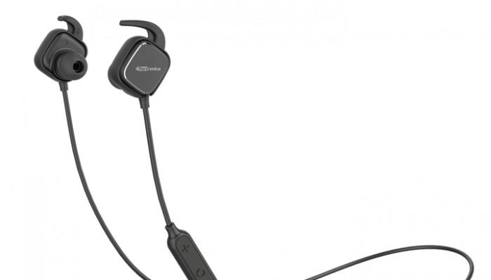 Portronics debut Harmonics 202 bluetooth earphones