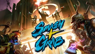 SMASH+GRAB, a new MOBA game is available on Steam Early Access