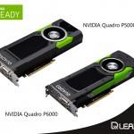 Leadtek announces Nvidia Quadro P5000 and P6000