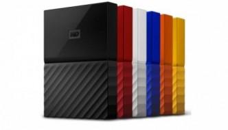 Western Digital unveils redesigned hard disks