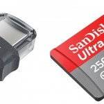 SanDisk announces two memory devices