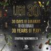 Ubisoft begins 30 days of giveaways