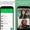 Flock is a team communication app that competes with Slack