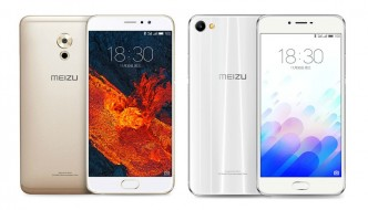 Meizu M3X and Meizu Pro 6 Plus launched in China