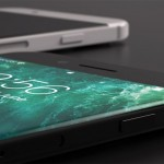 iPhone 8 to get Samsung Galaxy edge style curved screen