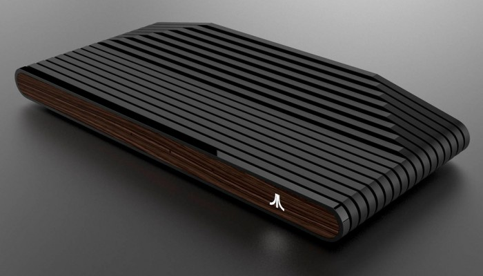 Is the new Ataribox the best looking console ever?
