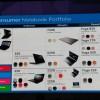 Lenovo showcases their upcoming laptop portfolio
