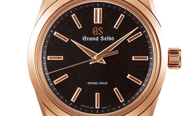 Hype: Grand Seiko Spring Drive 8 Day Power Reserve