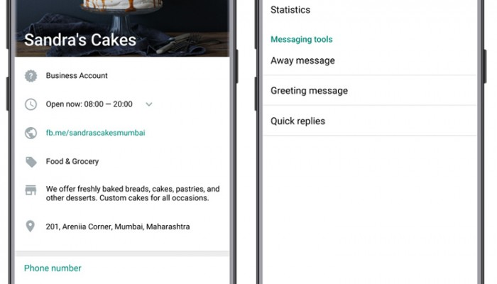 WhatsApp Launches Business App on Google Play
