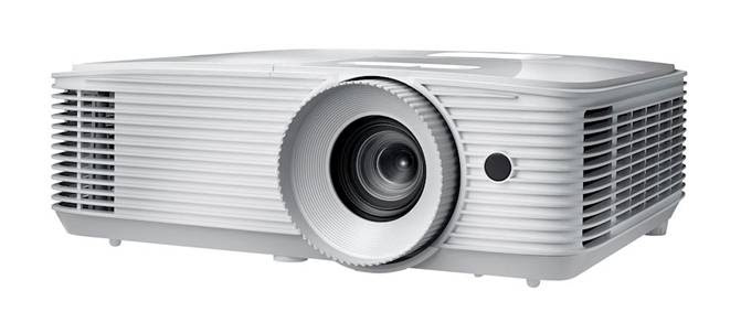 Expect a cinematic experience at home with Optoma's new HD27e projector