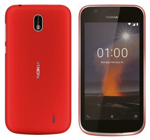 Nokia 1 is the first Android Go smartphone from HMD