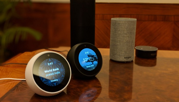 Amazon launches Echo Spot in India