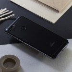 Honor 7A in Black