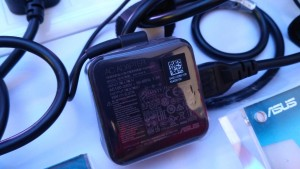 The charging adapter of the X507