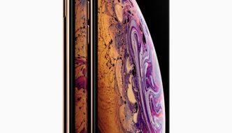 Apple unveils three new iPhones