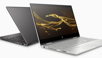 HP's new Envy x360 is really slim