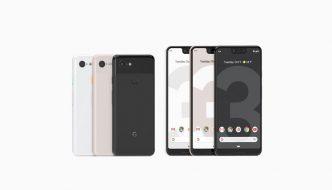 Google announces Pixel 3, Pixel 3 XL